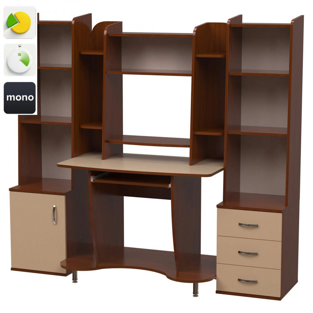 """Компьютерный стол """"Ника-мебель"""" «Вега»"""