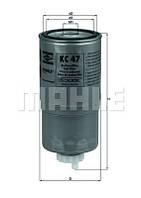 Фільтр паливний Knecht KC47