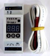 Терморегулятор «РУБЕЖ» ТР-16/0.1 16А от -49,9 до +125°С
