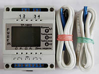 Терморегулятор «РУБЕЖ» ТР-16Н2 2х16А  от -9 до +99°С