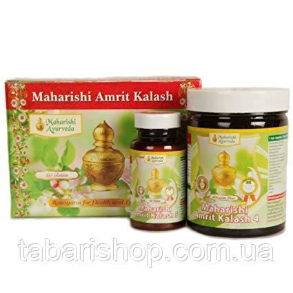 Амрит Калаш Махариши, Amrit Kalash Maharishi Ayurveda, 60 табл + 600 гр пасты