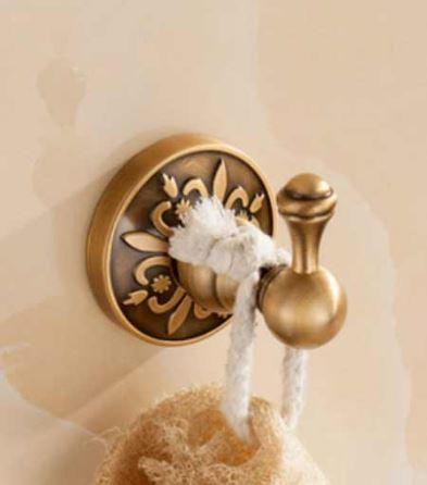 Крючок для полотенец в ванную или на кухню 0559