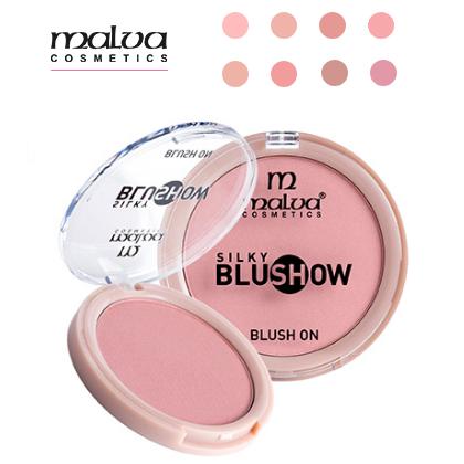 Румяна Malva Silky Blush Show PM-3501