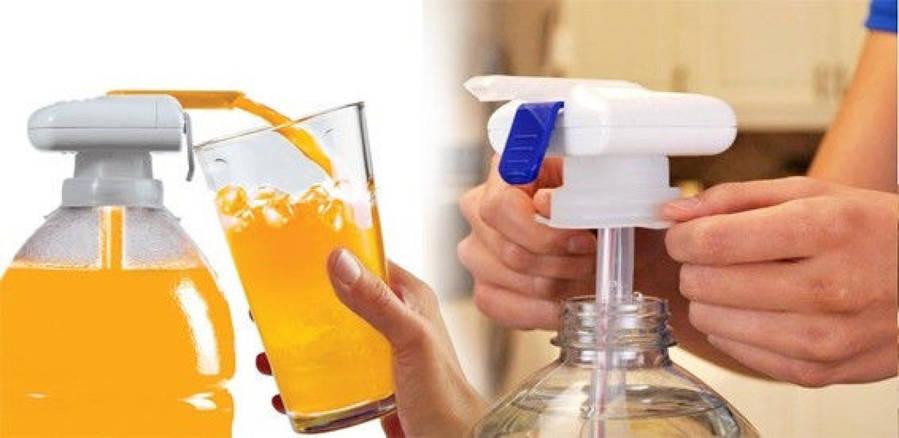 Автоматический диспенсер для розлива напитков Magic Tap Drink dispenser, фото 2