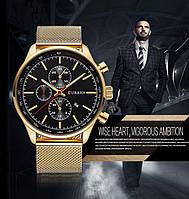 Оригінальні чоловічі годинники Curren