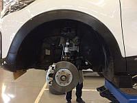 Подкрылок передний правый для Honda Civic 4D '12- (Novline)
