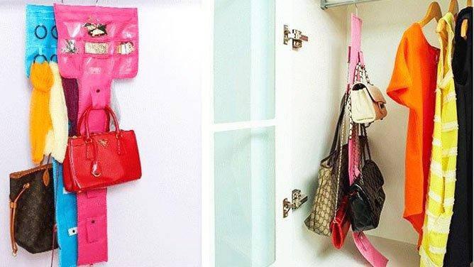 Органайзер для хранения женских сумок Finishing Bag, фото 2