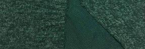 Трикотаж Ангора Софт Меланж, темно зеленый, фото 2