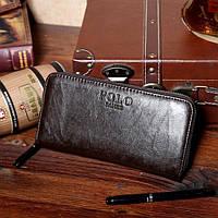 Чоловічий гаманець Поло Барсетка, фото 1