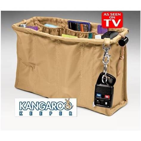 Органайзер для женской сумки Kangaroo Keeper (2 шт в наборе), фото 2