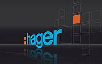 Модульное оборудование hager