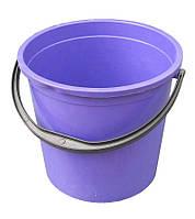 Ведро пищевое полипропиленовое 12 литров (ПолимерАгро, Харьков), фото 1