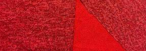 Трикотаж Ангора Софт Меланж, красный, фото 2