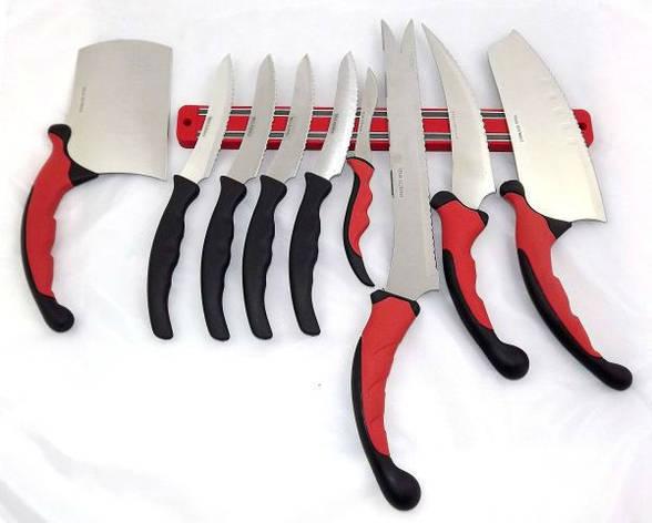 Набор кухонных ножей Contour Pro (Контур Про) 10 предметов, фото 2