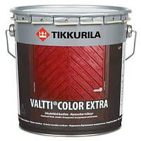 Валтти Колор Экстра колеруемая фасадная лазурь 0,9 л