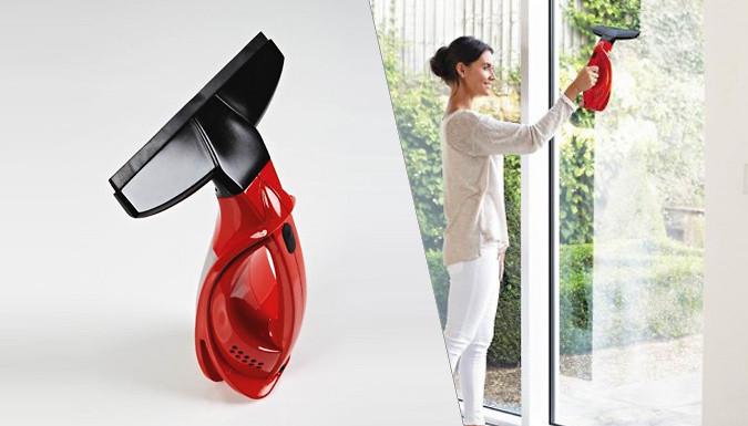 Беспроводный вакуумный скребок для окон Cordless Electric Window Vac PR4