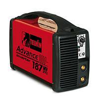 Сварочный аппарат с инвертером ADVANCE 187 MV/PFC TELWIN (Италия)