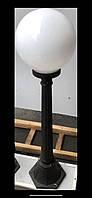 Светильник садово-парковый столбик Eurolight напольный 1метр