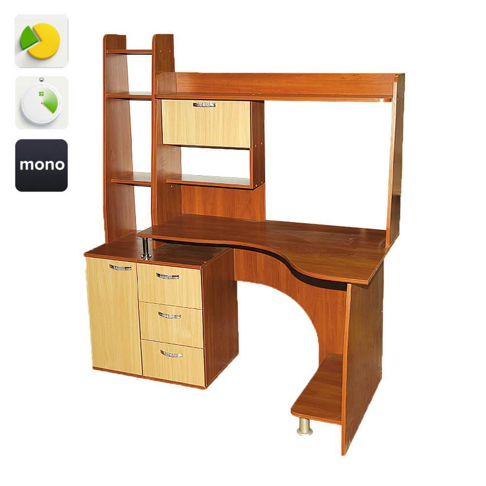 """Компьютерный стол """"Ника-мебель"""" «Ника 5»"""