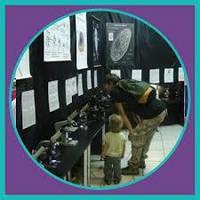 Программа Перфоманс на выставке Стародавностей на ВДНГ