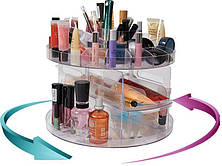 Органайзер для хранения косметики настольный Glam Caddy, фото 2