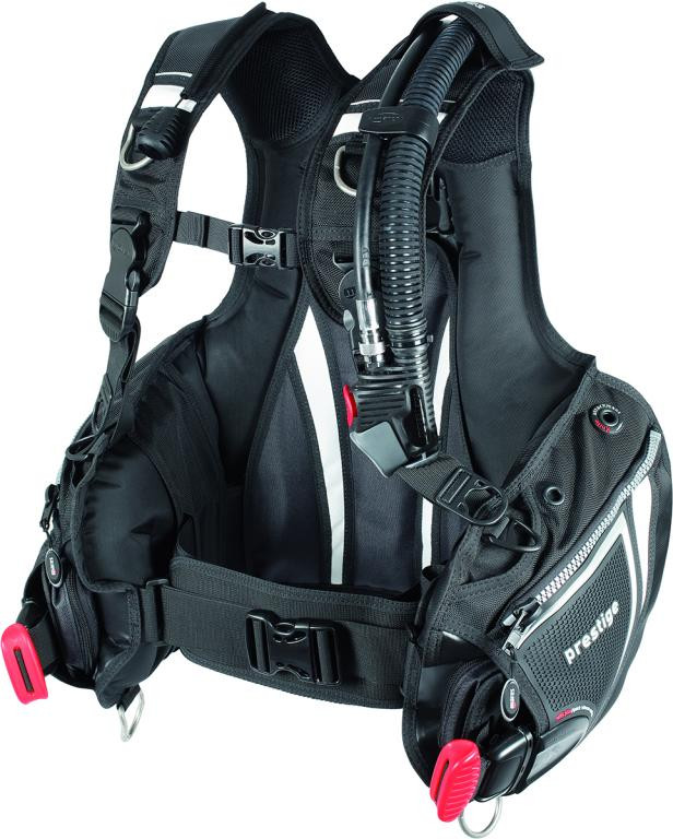 Компенсатор PRESTIGE MRS plus р.L для подводного плавания - «Вулкан» товары для рыбалки, охоты, туризма и дайвинга, камуфлированные костюмы, обувь и одежда в Харькове