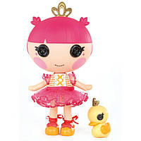 Lalaloopsy little sister tippy tumble links куколка лалалупси глаза пуговки балерина