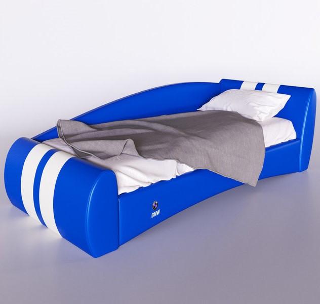 """Дитяче ліжко """"Формула"""" BMW"""