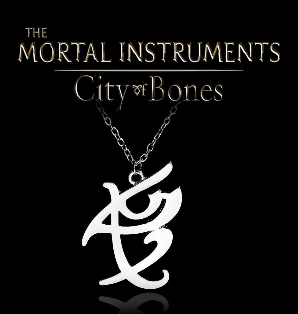 Кулон Руна Бесстрашие Орудия смерти Mortal Instruments