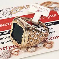 Перстень xuping 23р печатка мужская м339, фото 1