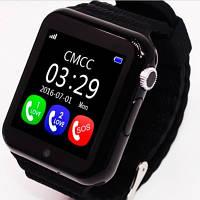 UWatch Детские часы Smart GPS V7K Black, фото 1