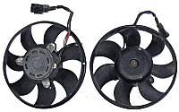 Вентилятор осн радиатора D280 7 лопастей 2 пина 2.5D, 2.2DCI-2.5DCI 3.0DCI RENAULT MASTER