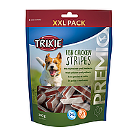 Лакомство для собак Trixie PREMIO Chicken and Pollock Stripes 300 г (курица и рыба) 31803