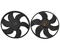 Вентилятор основного радиатора 2.5DCI 2.2DCI 2.5D 3.0DCI 6 лопастей D380 RENAULT MASTER  4403573 4403575