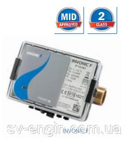 INVINIC F (APATOR POWOGAZ, Польша) - компактный теплосчетчик с ультразвуковым преобразователем расхода