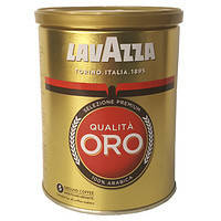 Кава мелена Lavazza Qualita Oro (залізна банка) 250g