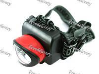 Налобный фонарь, фонарик, фара LED 6Вт LL-536, фото 1