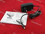 УФ-лампа для сушки при наращивании гелевых ногтей SUN X LED+UV 54Вт, фото 5