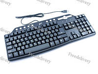 Клавиатура проводная USB мультимедийная FAST EK-3002, фото 1