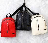 Жіночий міні рюкзак на плечі, фото 1