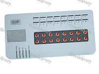 VoIP GSM шлюз GoIP 16 каналов SIP H.323, фото 1