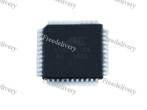 Чип ATMEGA32A-AU TQFP44 8-бит микроконтроллер