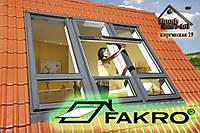 Мансардные окна FAKRO, фото 1