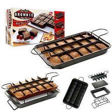 Порционная форма для выпечки Perfect Brownie Перфект Брауни, фото 2