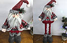 Дед мороз под елку — Игрушка (Санта Клаус) 60см., фото 3