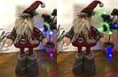 Дед мороз под елку — Игрушка (Санта Клаус) 60см., фото 7