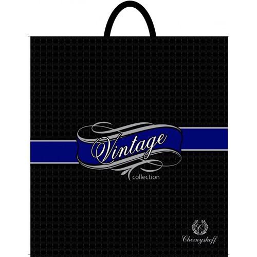 Полиэтиленовый пакет с петлевой ручкой ''Винтаж'' 400*420, 10 шт