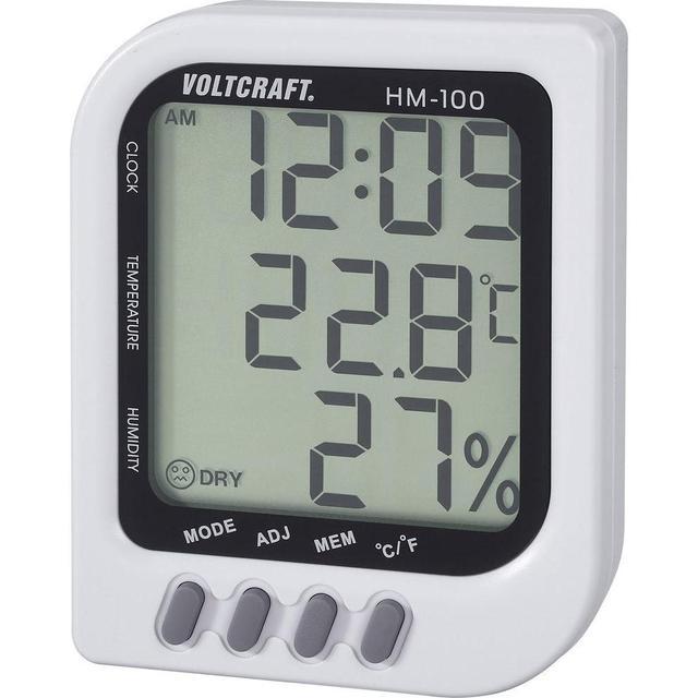 Термогигрометры стационарные