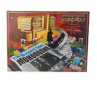 Игра настольная Danko Toys Монополия на русском языке , фото 1