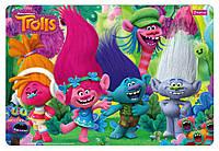 """Подложка для стола детская """"Trolls Dream"""" 1 Вересня"""